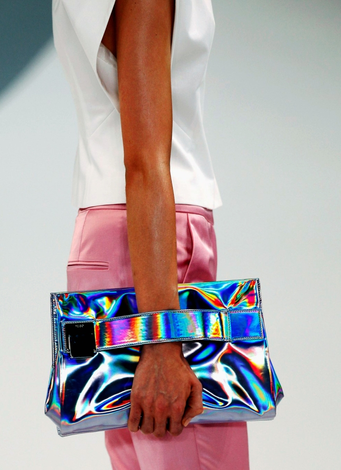 Hugo By Hugo Boss: Runway - Mercedes-Benz Fashion Week Spring/Summer 2013