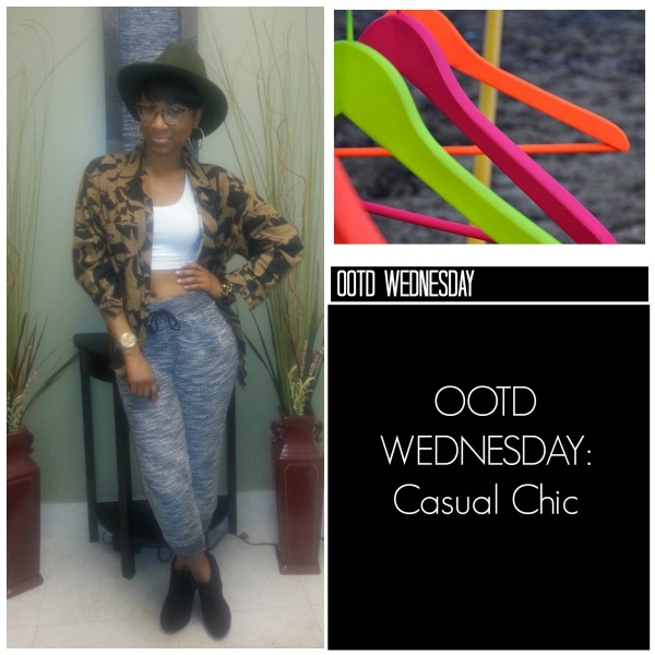 casual chic ootd