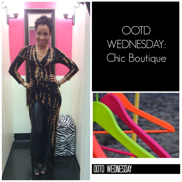 chic boutique Collage