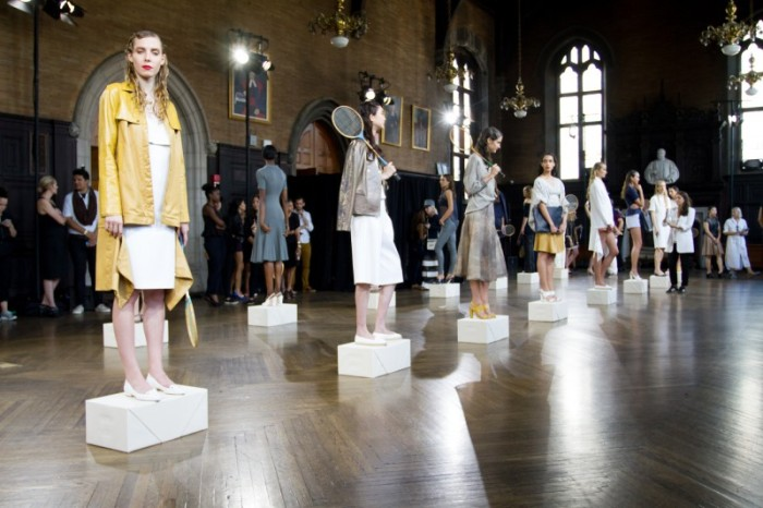 WRITING REWIND: LBS Runway Report A MOI SPRING2015