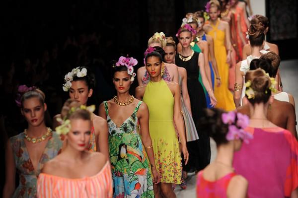 London Fashion Week - Day Two