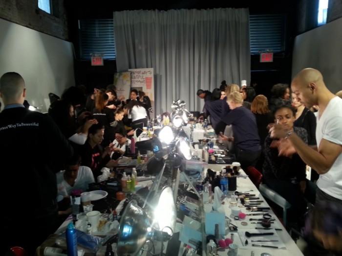 MAKE ME OVER MONDAY: Fashion Week BeautyBreakdown