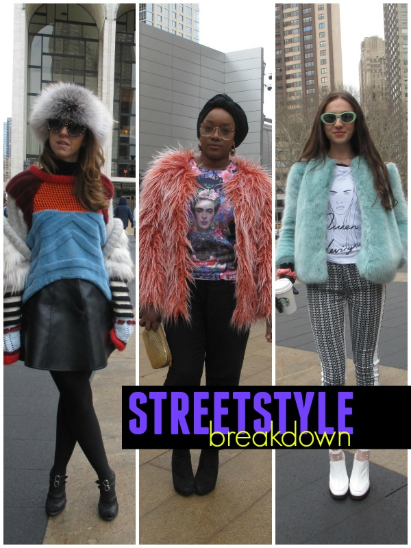 streetstyle breakdown