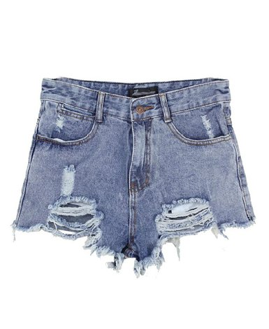 chicnova denim shorts