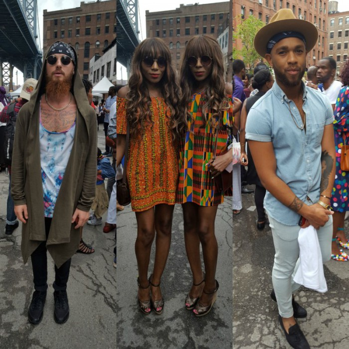 OOTD Wednesday NYFW Edition: ESSENCE Street Style Block Party