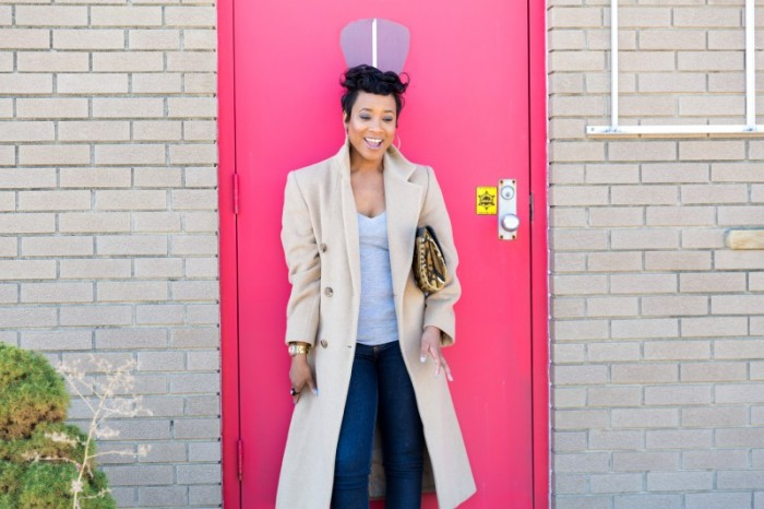 OOTD: My Fall Statement Outerwear Haul