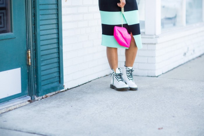COLOUR BY NUMBR EXCLUSIVE:  Styling with The Pink Pump + INTERVIEW
